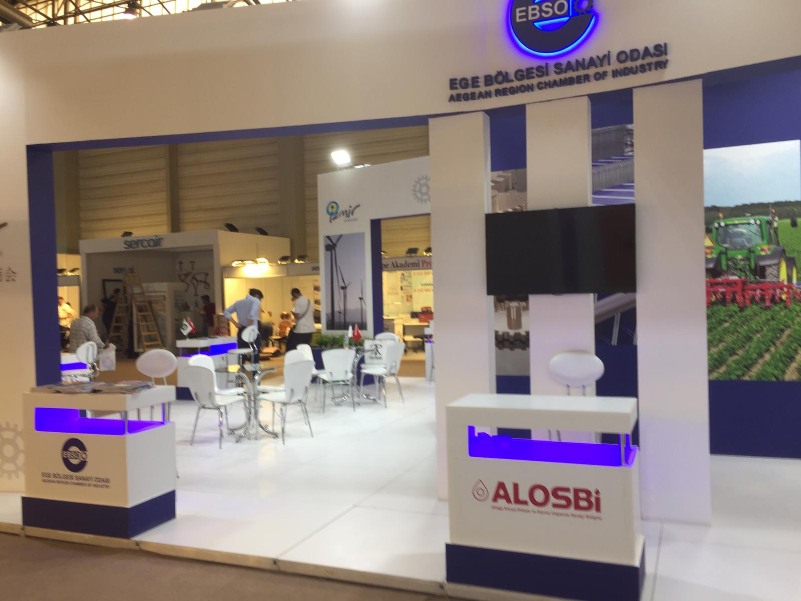 ALOSBİ at the 88th İzmir International Fair