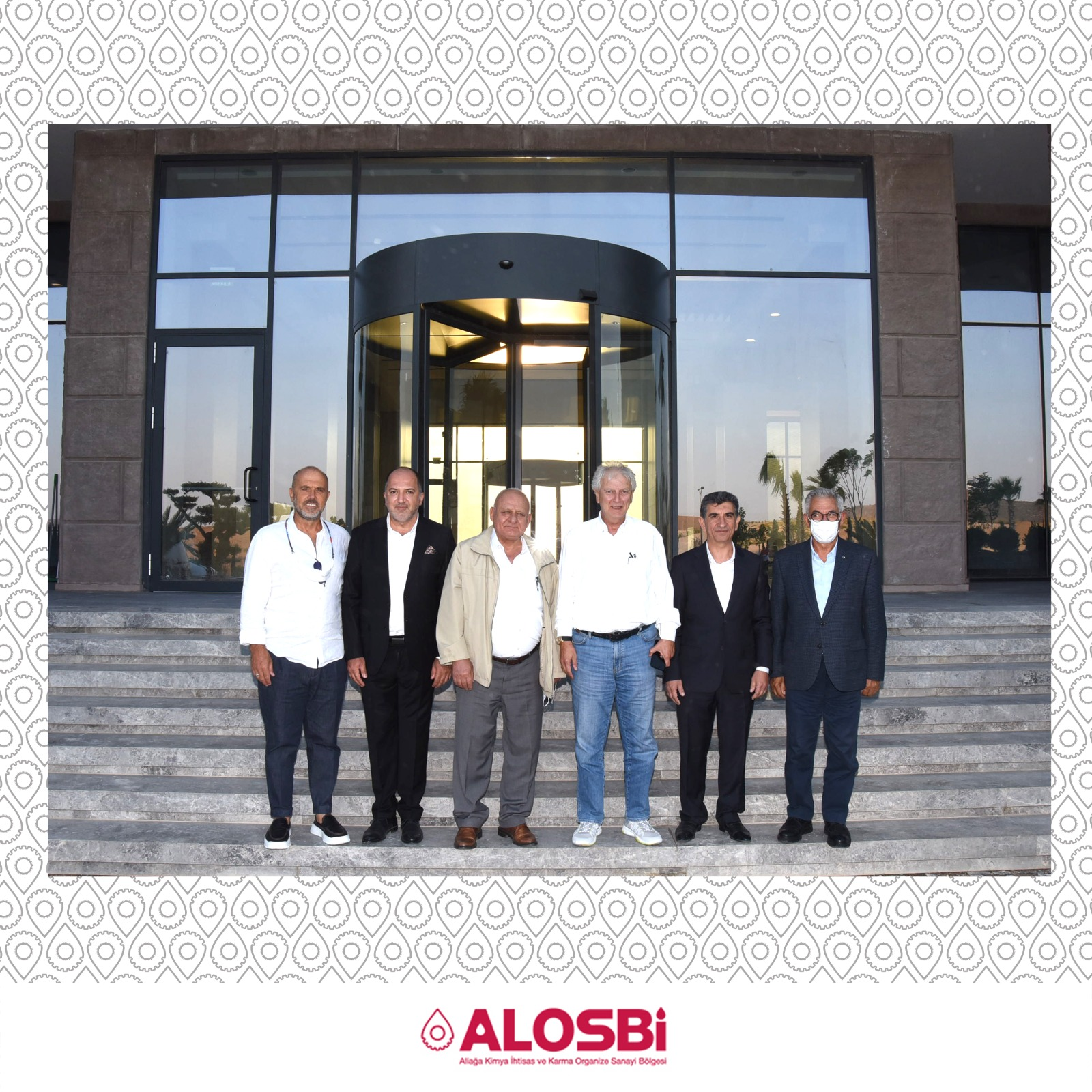Ege Bölgesi Sanayi Odası (EBSO) Başkanımız Sayın Ender Yorgancılar Bölgemizi ziyaret