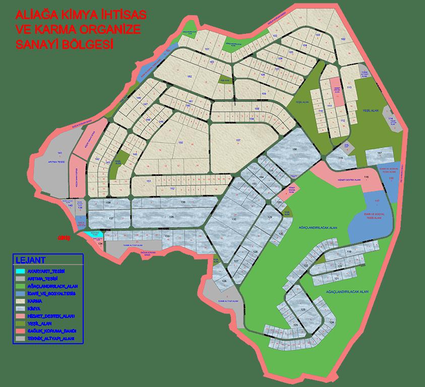 ALOSBİ Harita